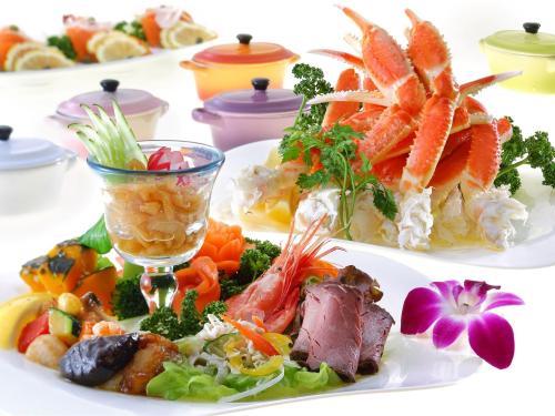 Buffet Restaurant - Asaya Garden