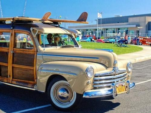 Wildwoods Boardwalk Classic Car Show Specials North Wildwood Irish - Wildwood car show
