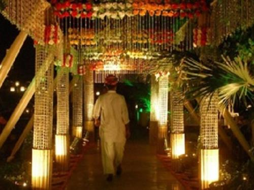 Wedding decoration in Jodhpur
