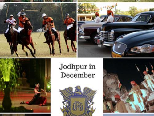 Jodhpur in December