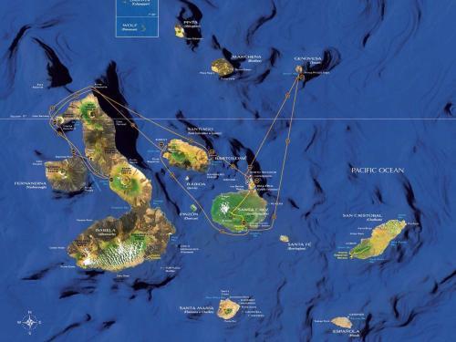 Cruise Itineraries