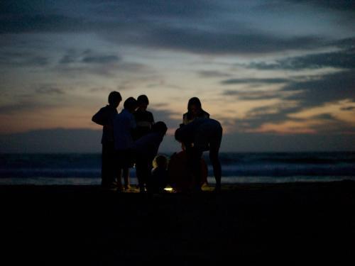 A Day at Playa Viva