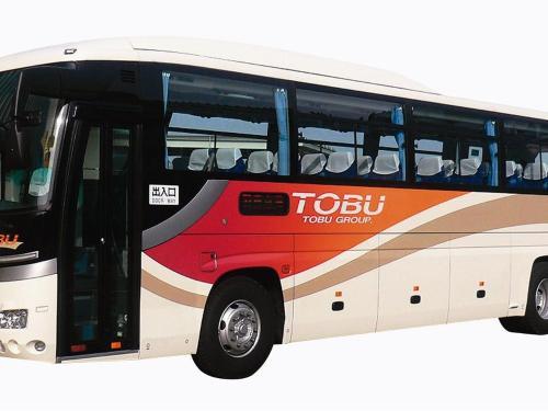 Tobu Bus (Tokyo Station⇄Hotel)