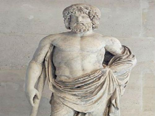 Who is Asclepios?