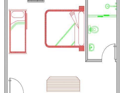 Desenho dos Apartamentos