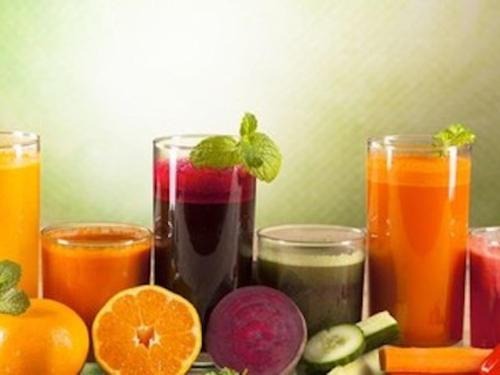 Juice and Yoga Oh My