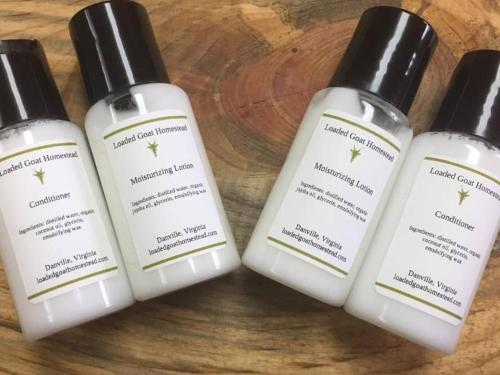 Local Organic Bath Products