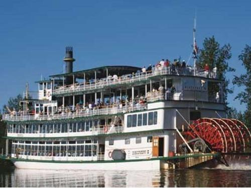 Fairbanks-Riverboat Discovery
