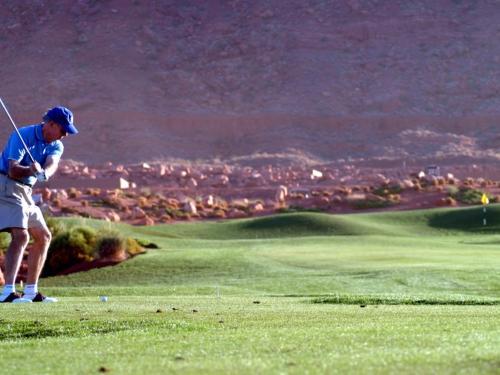Golf At Entrada Snow Canyon Country Club