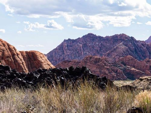 Upper Galoot - Snow Canyon