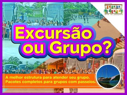 Excursões e Grupos