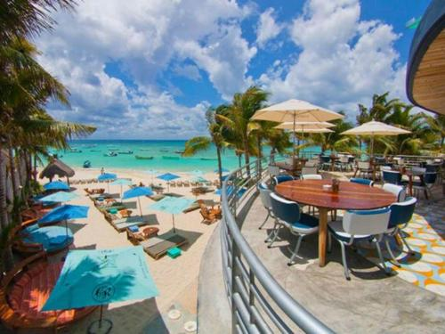 Beach Clubs en Playa del Carmen