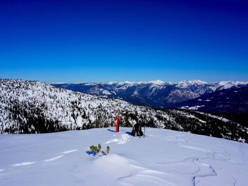 Why you'll want to explore the area on snowshoes