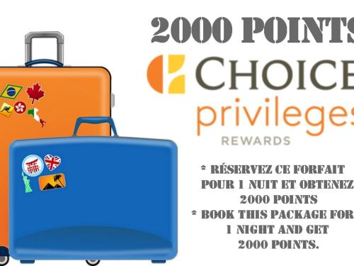 2000 CP Points Package