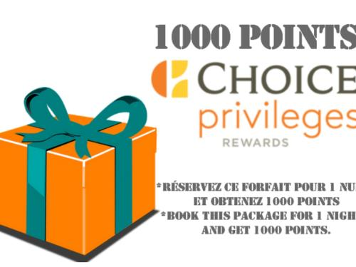 1000 CP Points Package