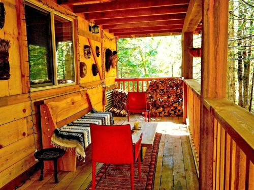 Philosophy of the Cabins