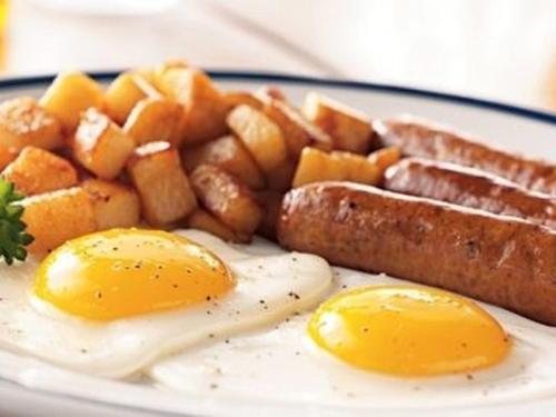 Deluxe Breakfast Package