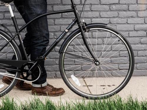 Hotel Bikes by Detroit Bikes