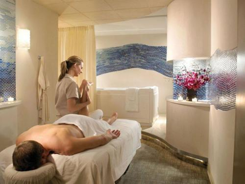 Visit the luxurious Canyon Ranch Spa!
