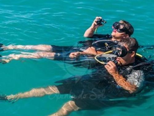 Mergulho em Porto Seguro