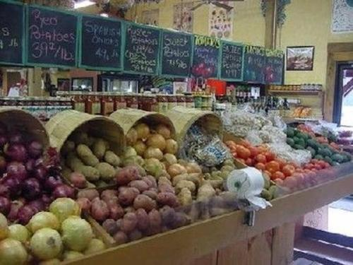 Whitney's Farm - Farm Stand in The Berkshires