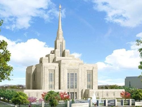 Ogden LDS Temple