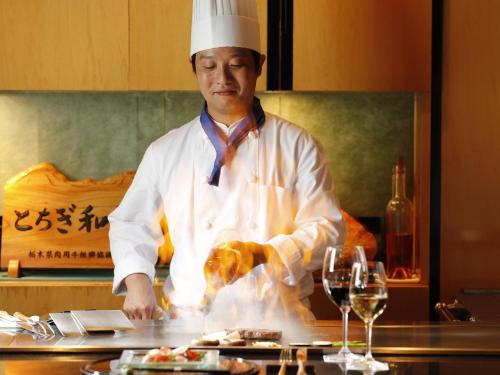 Teppanyaki SHIMOTSUKE