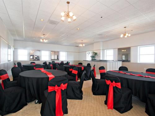 La sala de fiestas Grandview
