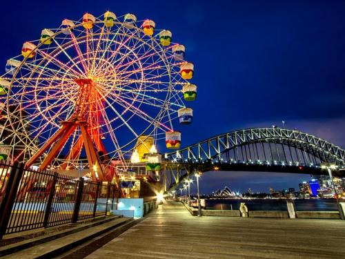 Sydney Tourism Links