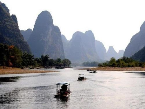 Must-do things in Guilin