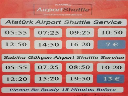 Servicio de Aeropuerto y Tours
