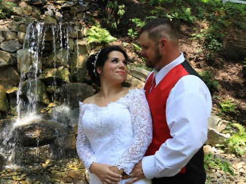 Waterfall Weddings