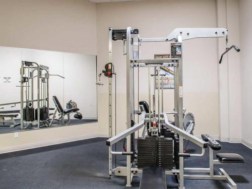 Pool and Fitness Facilities