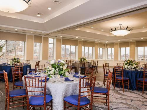 historic wedding venues the admiral fell inn baltimore md