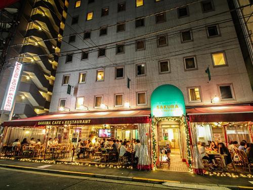 SAKURA HOTELS & HOSTEL INFO