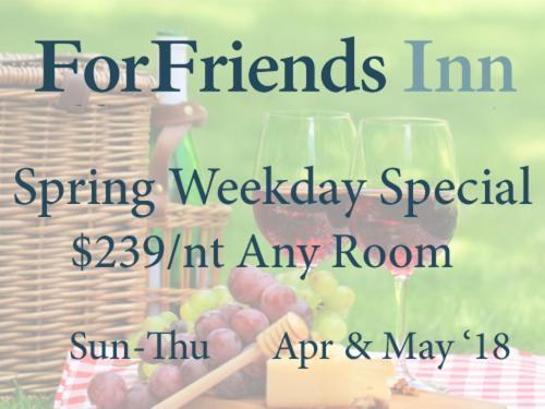 Spring Weeknight Special