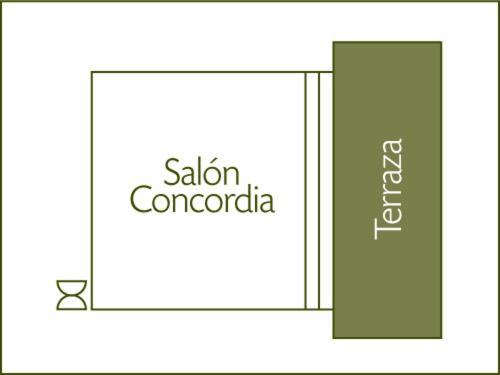 Salón Concordia