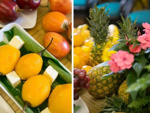Cata de frutas