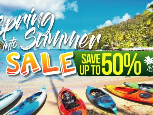 Website only Special - Spring into Summer - 53% off