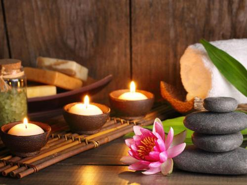 Yoga and Wellness Menu