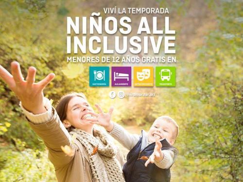 """Temporada """"Niños All Inclusive"""""""