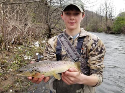 Fishing & Hunting in McDowell County!
