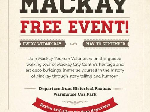 Visitor Guide to Mackay
