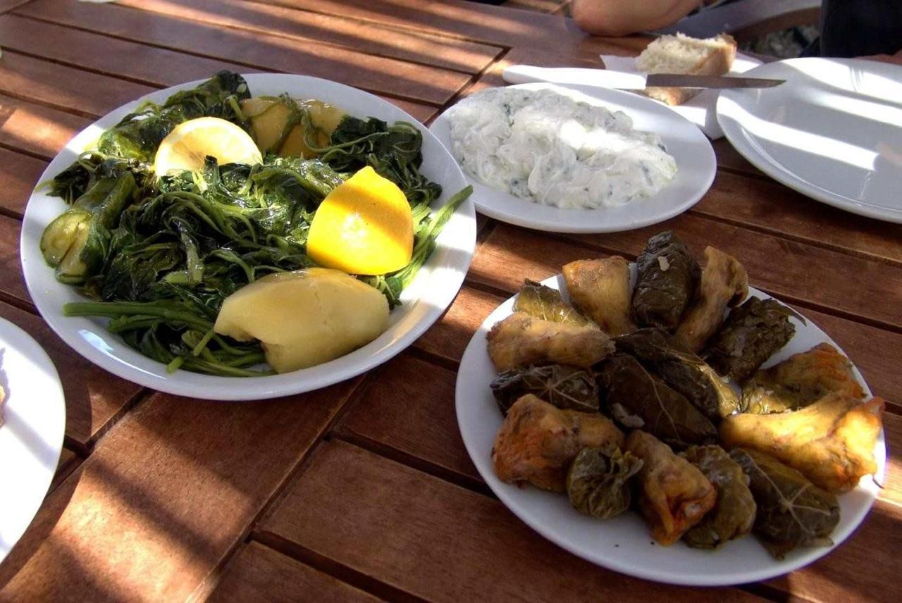 Gastronomy in Crete