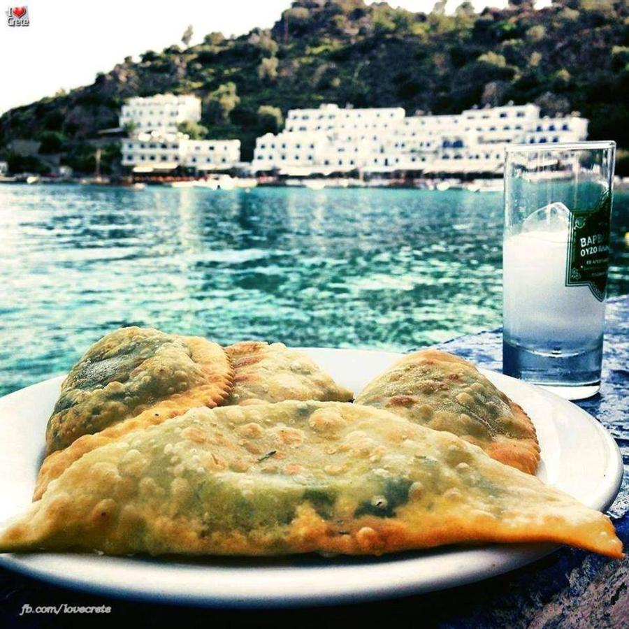 Гастрономия в Крит