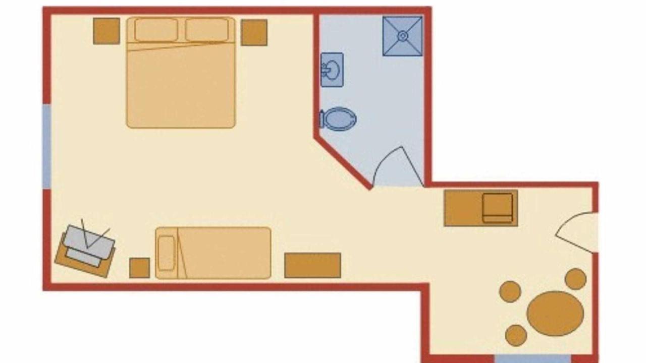 план комнаты  -  Alexander
