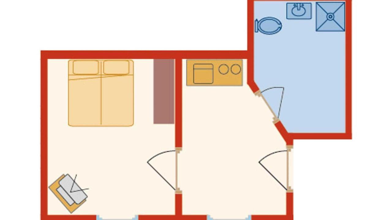 Plan de la salle Joseph