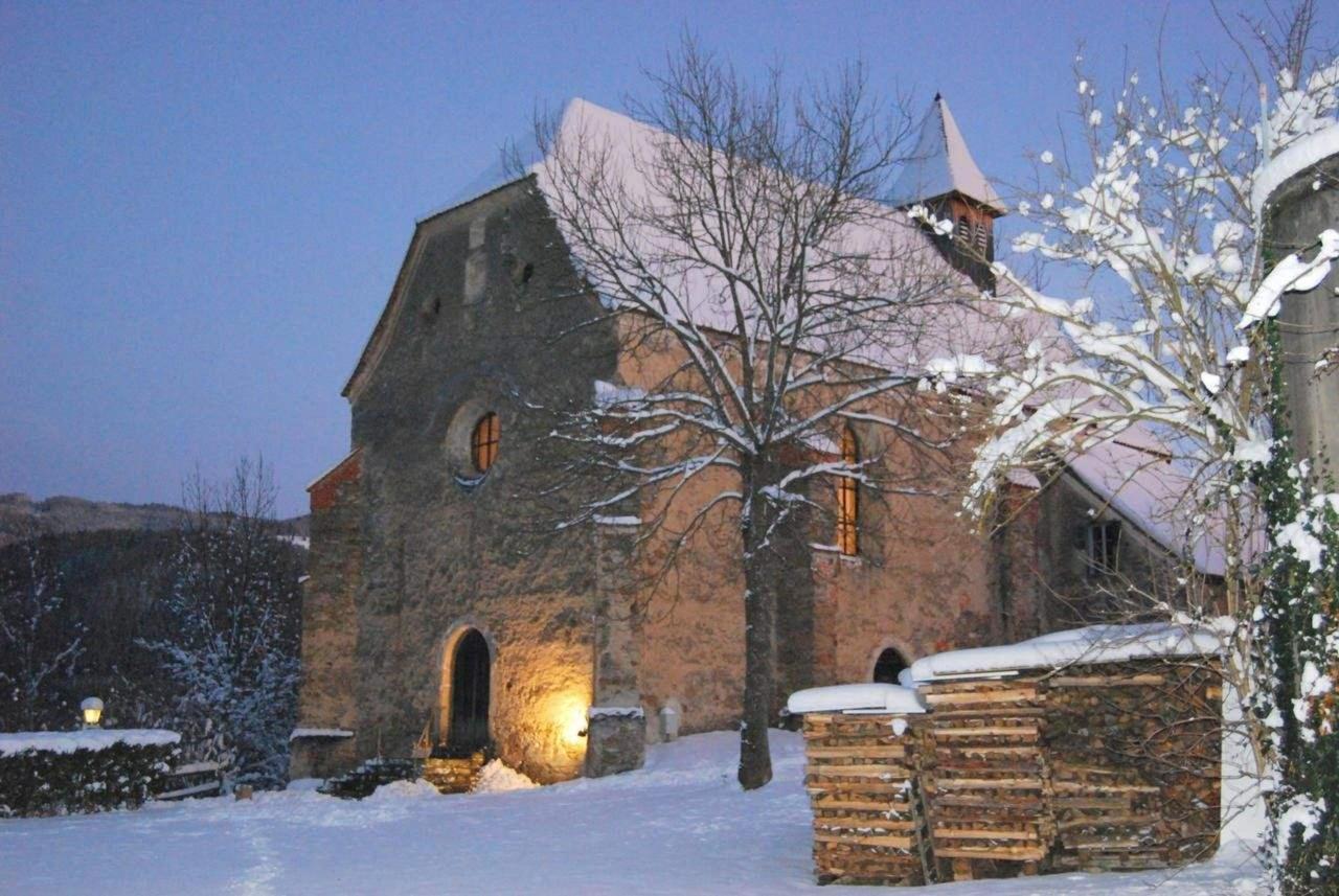 Kindberger Georgibergkirche im Winter