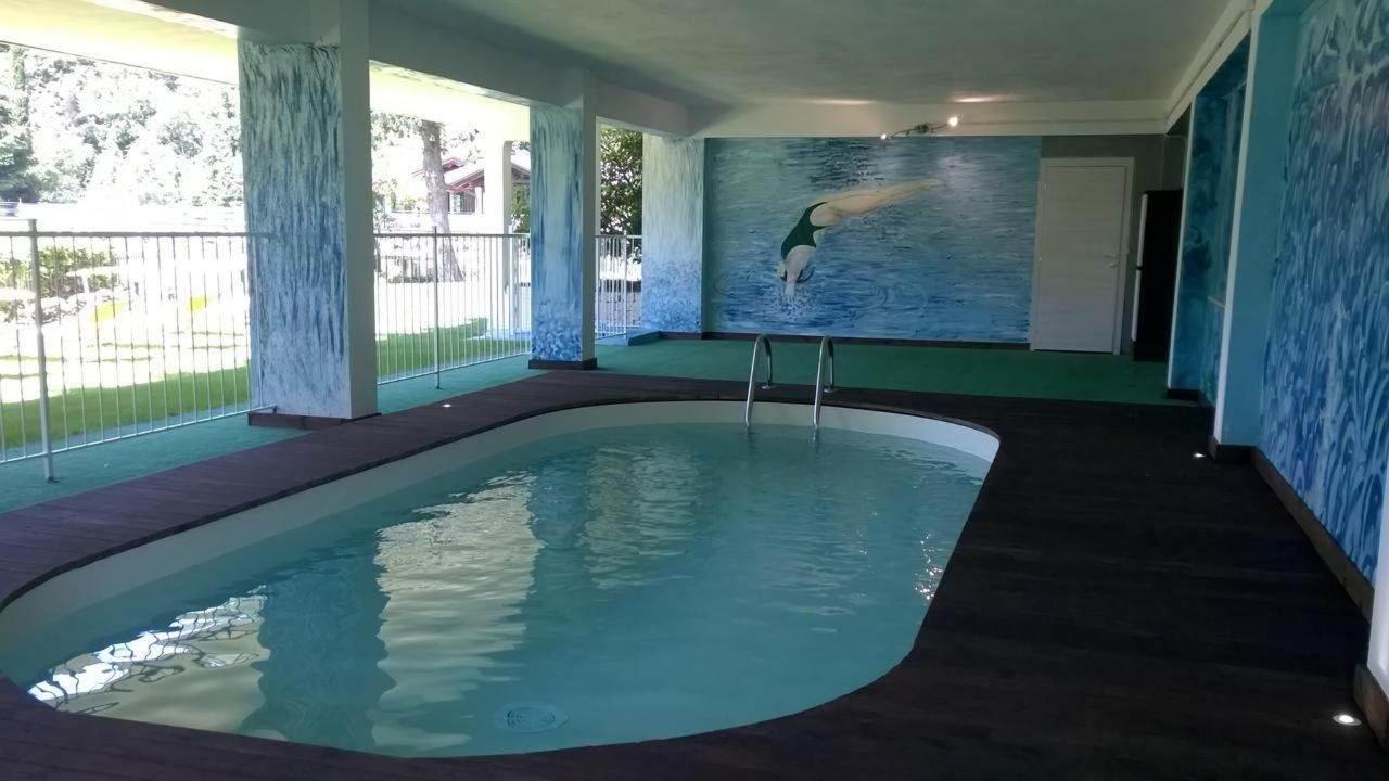 Наш подогреваемый открытый бассейн! .jpg