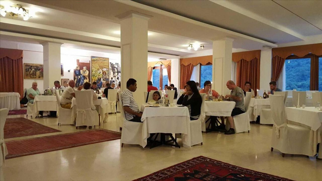 Ons restaurant Il Mirto en onze gasten! .jpg